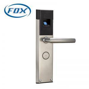 FP009B biometric fingerprint door lock – FOX TECH